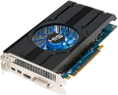 Видеокарта HIS Radeon HD7770 1Gb H777F1G2M