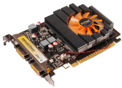 Видеокарта ZOTAC GeForce GT630 4GB ZT-60405-10L