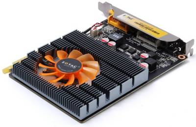 Видеокарта ZOTAC GeForce GT640 2GB ZT-60201-10L