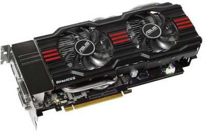 Видеокарта ASUS GeForce GTX 670 2Gb GTX670-DC2T-2GD5