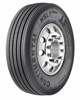 Шина Continental HSL1 Eco-Plus 315/80 R22.5 156/150L