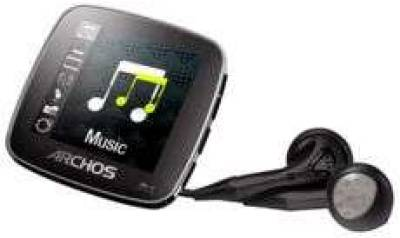 MP3 плеер Archos 14 Vision blackEU 4Gb