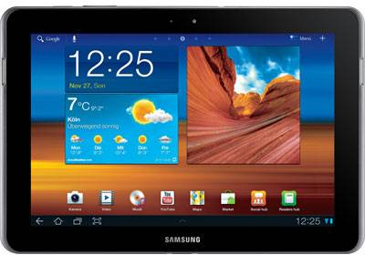 Планшет Samsung Galaxy Tab P7501 10.1 64GB 3G Black GT-P7501