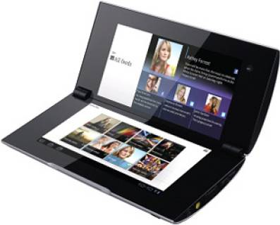 Планшет Sony Xperia Tablet P T212 9.4 4GB Silver SGPT212