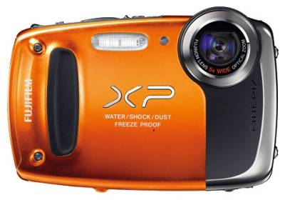 Фотоаппарат Fujifilm FinePix XP50 Orange 16233520