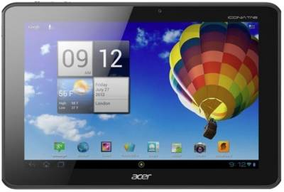 Планшет Acer Iconia Tab A510 32GB Black HT.H9LAA.004
