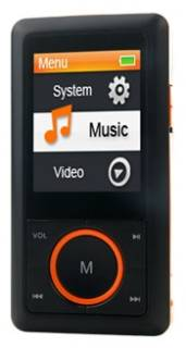 MP3 плеер Orion MV-140BL