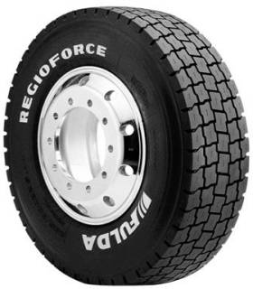 Шина Fulda RegioForce 225/75 R17.5 129/127M