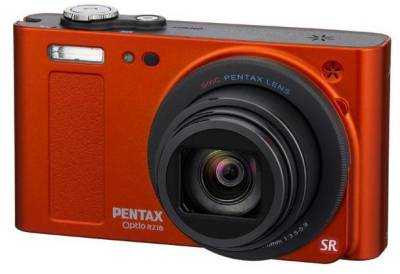 Фотоаппарат Pentax Optio RZ18 Metallic Orange