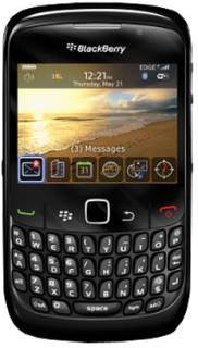 Смартфон BlackBerry 8520 Black Curve