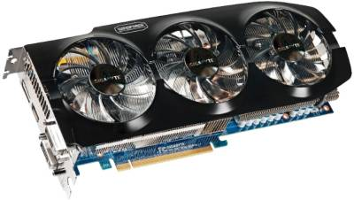 Видеокарта Gigabyte Geforce GTX 670 2GB GV-N670OC-2GD