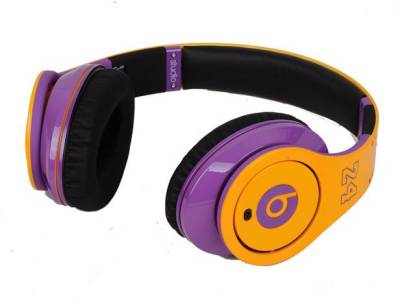 Наушники Monster Beats By Dr. Dre Studio Headphones Kobe Bryant Limited Edition