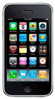 Смартфон Apple iPhone 3Gs 8Gb Black
