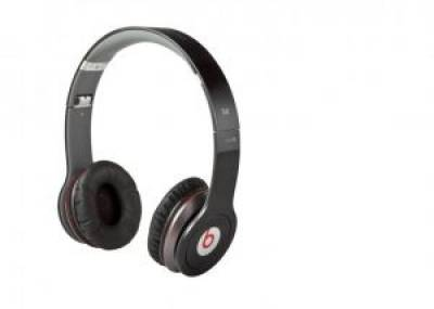 Наушники Beats Beats Solo HD On-Ear Headphones w/controlT(Black) 129506-00
