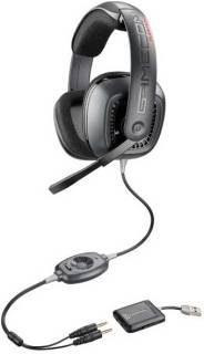Наушники Plantronics Gamecom 777 83848-05