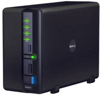 NAS Synology DS-210+