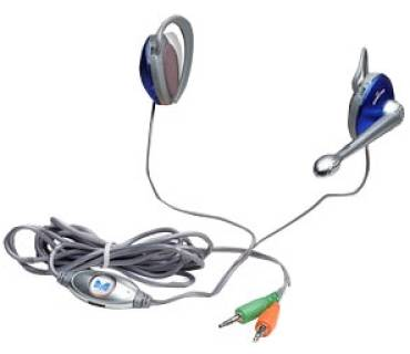Наушники Manhattan Headset Stereo 175494