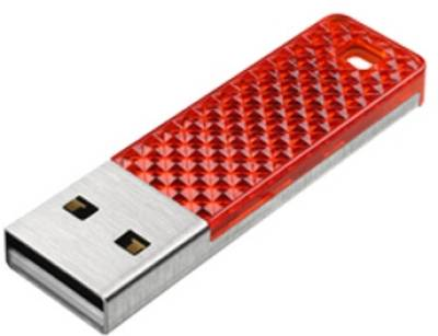 Флеш-память USB SanDisk Cruzer Facet 32GB Red SDCZ55-032G-B35R