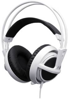 Наушники SteelSeries Siberia V2 White STE.51100