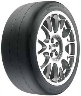 Шина BFGoodrich g-Force R1 205/55 R16 89W