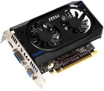 Видеокарта MSI GeForce GT640 2048Mb 602-V275-Z01