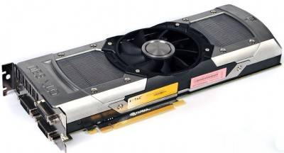 Видеокарта ZOTAC Geforce GTX690 4GB ZT-60701-10L