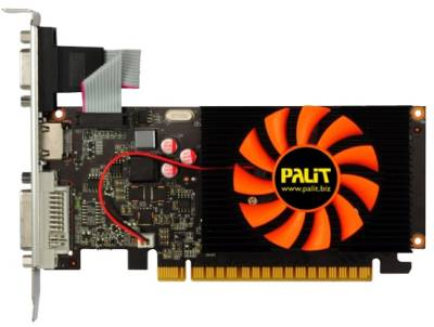 Видеокарта Palit GeForce GT 620 2048Mb NEAT6200HD46-1086F
