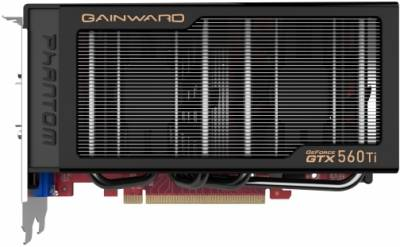 Видеокарта Gainward GeForce GTX 560 Ti 2048Mb NE5X56T01142