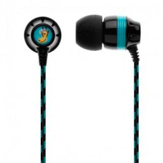 Наушники SkullCandy Inkd Paul Frank Black S2INCZ-049