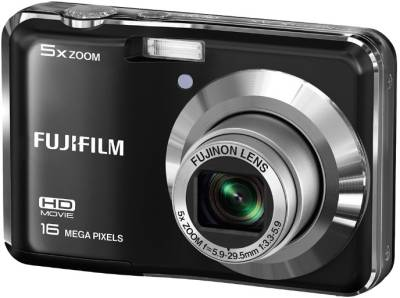 Фотоаппарат Fujifilm FinePix AX550 Black