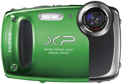 Фотоаппарат Fujifilm FinePix XP50 Green
