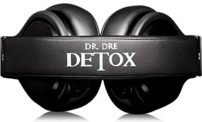Наушники Monster Beats Dr.Dre (Detox) 128677-00