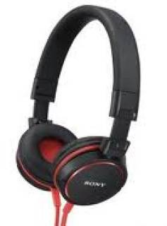 Наушники Sony MDR-ZX600 Black/ Red MDRZX600R.AE