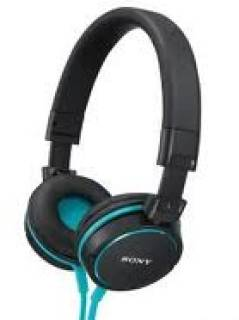Наушники Sony MDR-ZX600 Black/ Blue MDRZX600L.AE