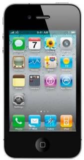 Смартфон Apple iPhone 4 8Gb Black