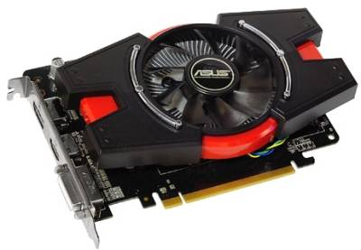 Видеокарта ASUS Radeon HD 7750 1024Mb HD7750-T-1GD5