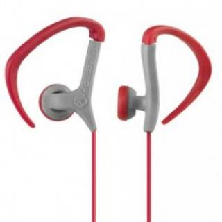 Наушники SkullCandy Chops Bud Grey/Red S4CHDZ-124