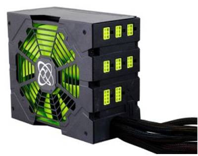 Блок питания XFX Black Edition 80+ 750Watt Modular P1-750B-NLG9