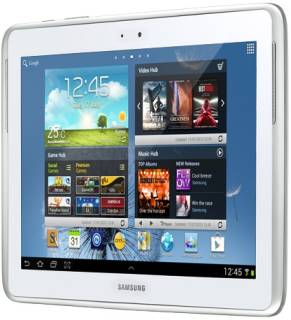 Планшет Samsung Galaxy Note N8000 16GB 3G White GT-N8000ZWA