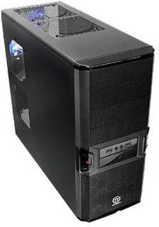 Корпус Thermaltake V3 Black Edition без БП VL80001W2Z-A