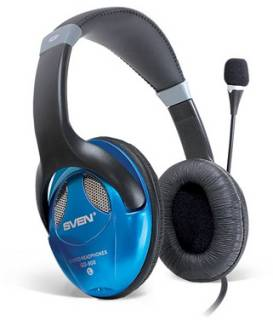 Наушники SVEN GD-900V black-blue