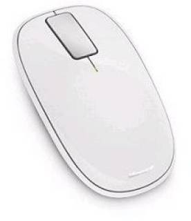 Мышка Microsoft Explorer Touch Mouse Win7 USB White U5K-00039