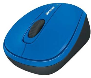 Мышка Microsoft Microsoft Wireless Mobile Mouse 3500 Limited Edition Cobalt Blue USB GMF-00202