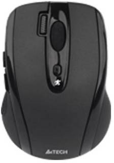 Мышка A4Tech G10-690F V-Track Wireless Black G10-690F-1
