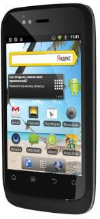 Смартфон Fly IQ245 Wizard+ Dual Sim Black