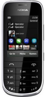 Смартфон Nokia Asha 202 Dark gray A00005405