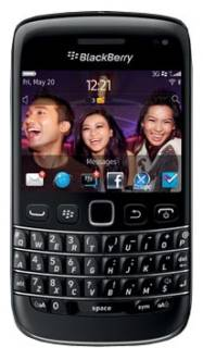 Смартфон BlackBerry Bold 9790 Black
