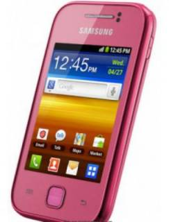 Смартфон Samsung S5360 Galaxy Y Coral pink GT-S5360OIA