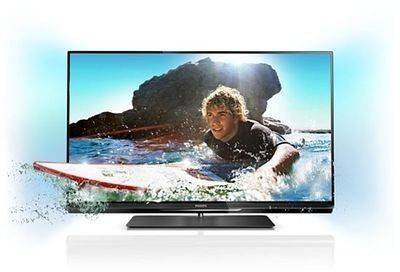 Телевизор Philips 55PFL6097T/12 Black silver