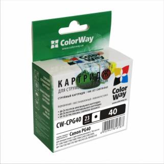 Картридж ColorWay CW-CPG40